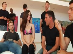 Lily Carter Gangbang - Performers of the Year 2013