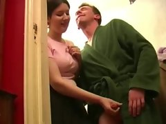 Light-haired and dark haired jacking off dudes and make them cum