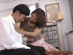 Sensual seductive japanese experienced dirty ladies licking