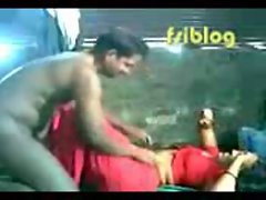 Randy Seductive indian village couple sex