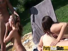 Group Sex Party With Crazy Blazing teen Young lady video-28