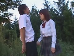Fuck partner Gives Reluctant Handjob (JAV excerpt)