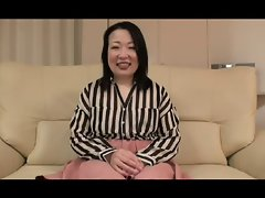 52yr experienced Thick Granny Nobue Ugou Creamed (Uncensored)