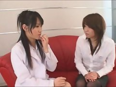 Blouse Collar Up Clinic Slutty chicks