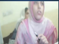 Namra paki whore from gujrat attractive arabian hijab