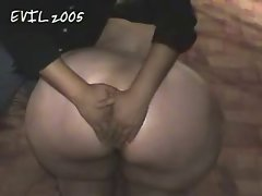 Perfect plump ssbbw butt