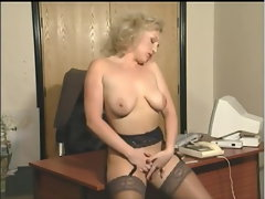 Lovely streptease with extra footage