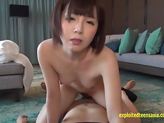 Jav Amateur Rika Big Flabby Ass Thunders Up And Down